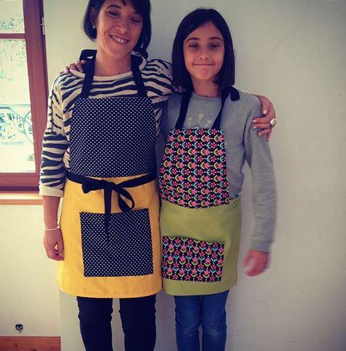 Cours couture parents-enfants